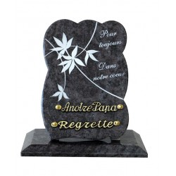 Plaque granit n°039c MS...