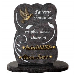 Plaque granit n°039d MS...