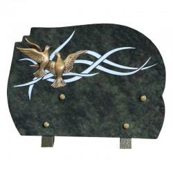 Plaque granit n°102C VT...