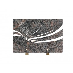 Plaque granit n°280g HB...