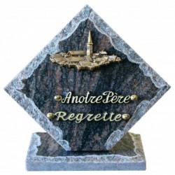Plaque granit n°229 HB...