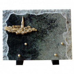 Plaque granit n°133 VT...