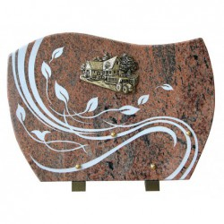 Plaque granit n°356C ML...