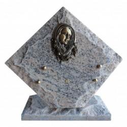 plaque cimetière religieux