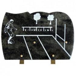 plaque cimetiere rugby
