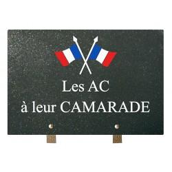 AC drapeaux  20x30  cm