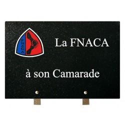 FNACA-1  20x30  cm